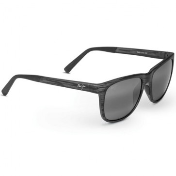 Maui Jim Tail Slide Sunglasses - Matte Grey Stripe/Neutral Grey