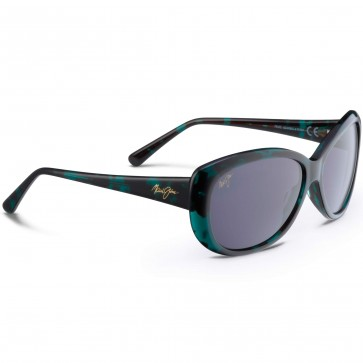 Maui Jim Women's Pikake Sunglasses - Emerald/Neutral Grey