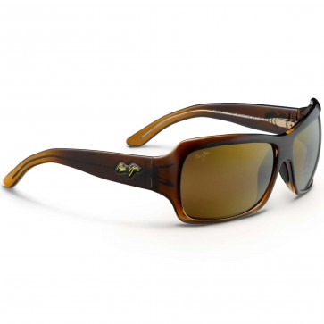 Maui Jim Women's Palms Sunglasses - Chocolate Fade/HCL Bronze