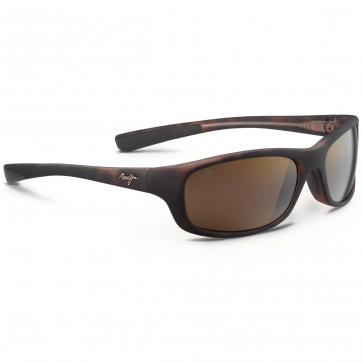 Maui Jim Kipahulu Sunglasses - Matte Tortoise Rubber/HCL Bronze