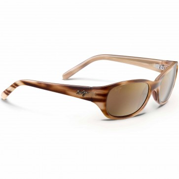 Maui Jim Women's Kuiaha Bay Sunglasses - Dark Sandstone/HCL Bronze