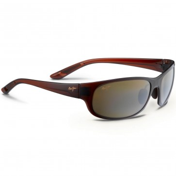 Maui Jim Twin Falls Sunglasses - Rootbeer Fade/HCL Bronze