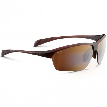 Maui Jim Stone Crushers Sunglasses - Matte Rootbeer/HCL Bronze