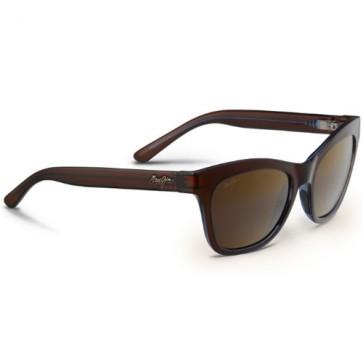 Maui Jim Women's Sweet Leilani Sunglasses - Rootbeer Blue/HCL Bronze