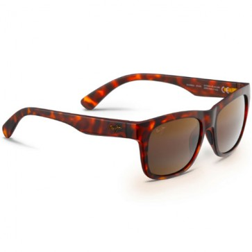 Maui Jim Snapback Sunglasses - Matte Tortoise/HCL Bronze