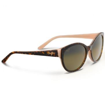 Maui Jim Women's Venus Pools Sunglasses - Dark Tortoise Bone/HCL Bronze