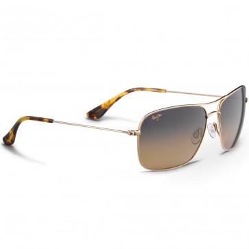 Maui Jim Wiki Wiki Sunglasses - Gold/HCL Bronze