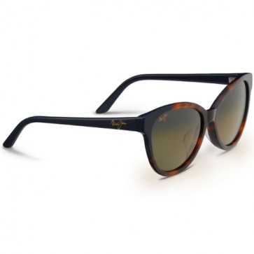 Maui Jim Women's Sunshine Sunglasses - Tortoise Navy Blue/HCL Bronze