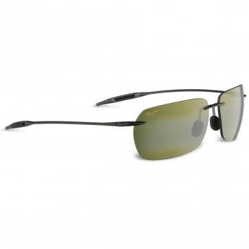 Maui Jim Banzai Sunglasses - Smoke Grey/Maui HT