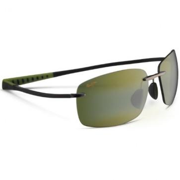 Maui Jim Kumu Sunglasses - Gunmetal/Maui HT