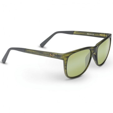 Maui Jim Tail Slide Sunglasses - Matte Green Stripe/Maui HT