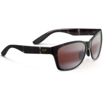 Maui Jim Road Trip Sunglasses - Black/Grey Tortoise/Maui Rose