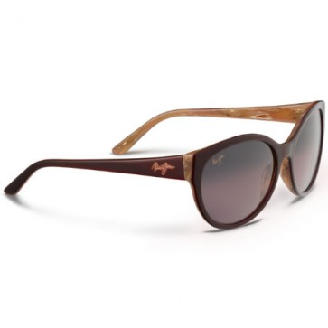 Maui Jim Women's Venus Pools Sunglasses - Ruby Sandstone/Maui Rose