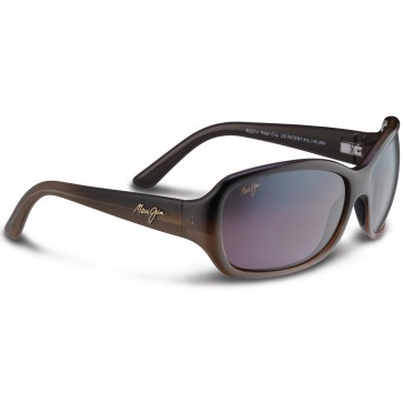 Maui Jim Women's Pearl City Sunglasses - Chocolate Fade/Rose