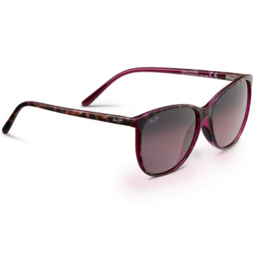 Maui Jim Women's Ocean Sunglasses - Tortoise Raspberry/Maui Rose