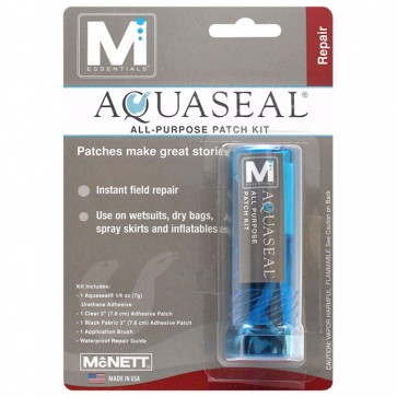 McNett Aquaseal All Purpose Patch Kit