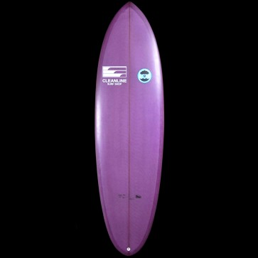 Murdey Surfboards 6'3'' Lil Buddy Surfboard