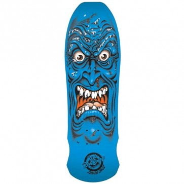 Santa Cruz Skateboards - Roskopp Face Blue Deck