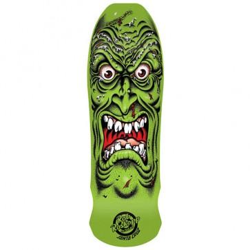 Santa Cruz Skateboards - Roskopp Face Green Deck