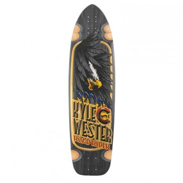 Road Rider - Wester Born Free Deck