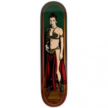 Santa Cruz Skateboards - Star Wars Slave Leia Deck