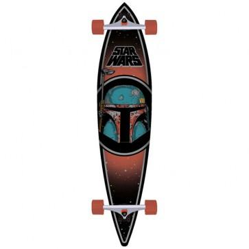 Santa Cruz Star Wars Boba Fett Pintail Cruzer Complete
