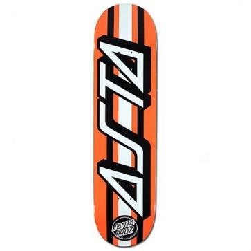 Santa Cruz Skateboards Asta Strip Pro Deck
