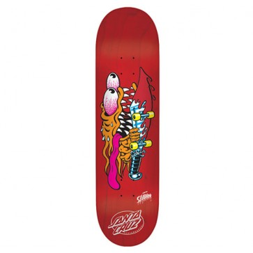 Santa Cruz Skateboards Slasher SevenTwo Team Deck