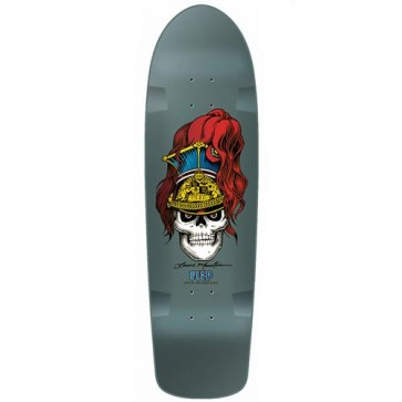 Flip Skateboards Mountain Brigadier Pro Deck - Pearl