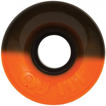 OJ Wheels 55mm Hot Juice Mini 5050 Wheels - Orange/Black