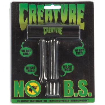 Creature No BS Skate Tool
