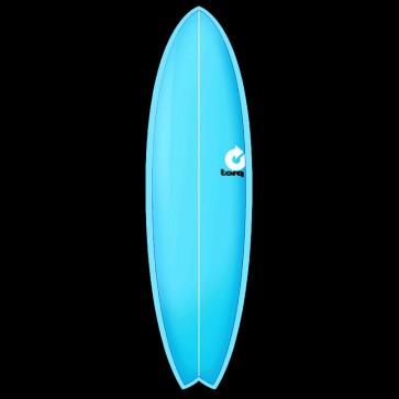 Torq Surfboards 6'3'' Torq Mod Fish - Blue Fade