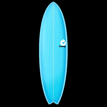Torq Surfboards 6'6'' Torq Mod Fish - Blue Fade