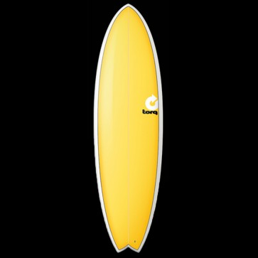 Torq Surfboards - 6'3'' Torq Mod Fish - Orange