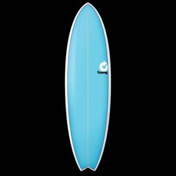 Torq Surfboards - 6'6'' Torq Mod Fish - Blue