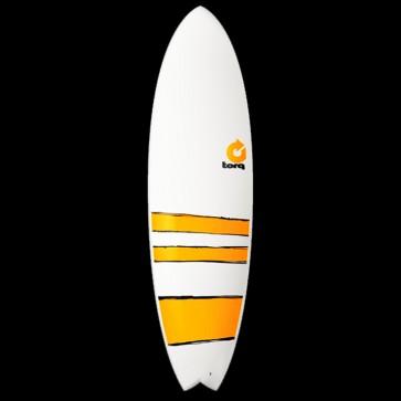 Torq Surfboards 5'11'' Torq Mod Fish - Orange Bands