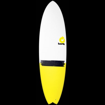 Torq Surfboards 6'10'' Torq Mod Fish - Yellow Dip