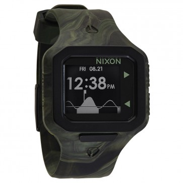Nixon Watches - The Supertide - Marbled Camo
