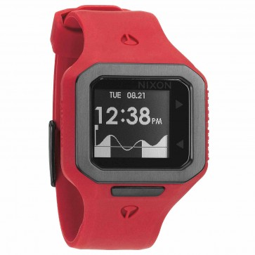 Nixon Watches - The Supertide - Red