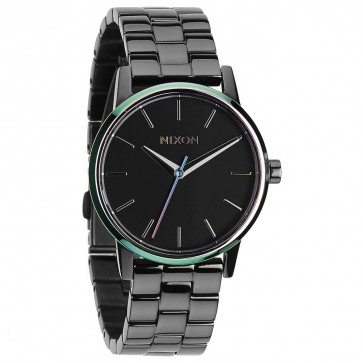 Nixon Small Kensington Watch - Gunmetal/Multi