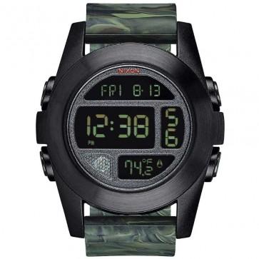 Nixon Unit Exp Watch - Marbled Camo
