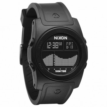 Nixon Watches - The Rhythm - All Black