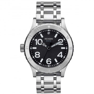Nixon 38-20 Watch - Black