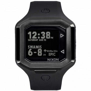 Nixon Ultratide Watch - All Black