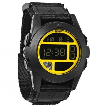 Nixon Watches - The Baja - Black/Yellow