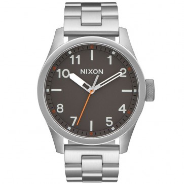 Nixon Safari Watch - Gunmetal
