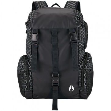 Nixon Waterlock Backpack II - Black/Jacquard