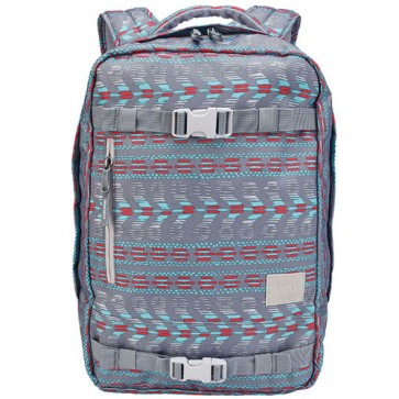 Nixon Del Mar Backpack - Grey Multi