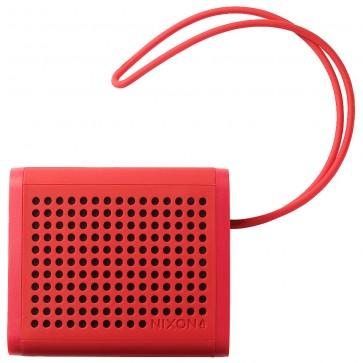 Nixon Mini Blaster Portable Wireless Speaker - Red