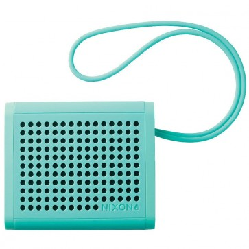 Nixon Mini Blaster Portable Wireless Speaker - Light Blue